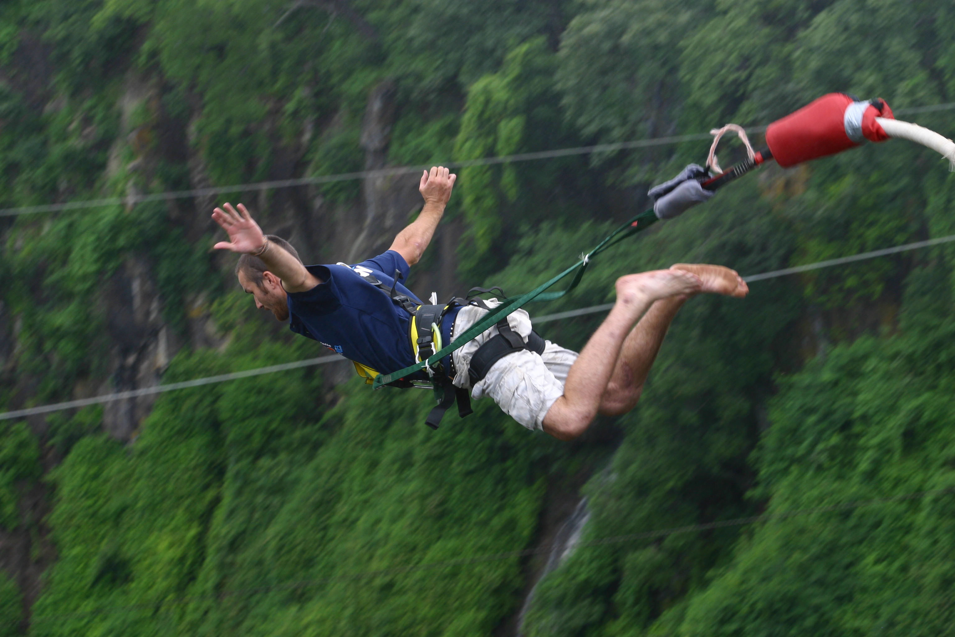Zambia Extreme Sports - Take the plunge 8 best places in the world to bungee jump